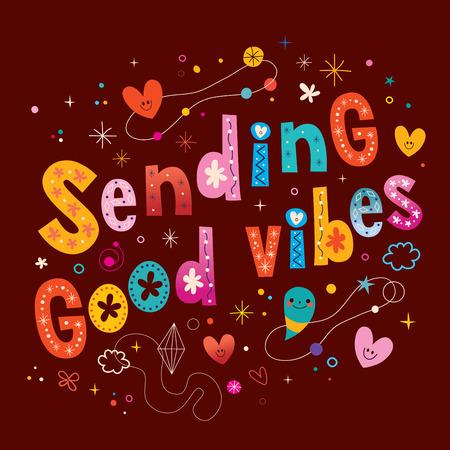 minded: Sending good vibes