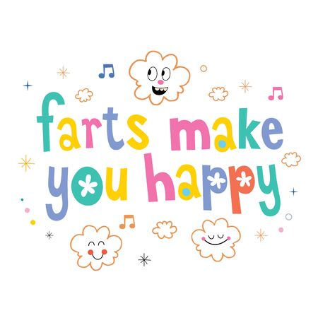 Farts make you happy