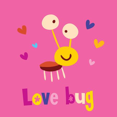 사랑 버그 캐릭터