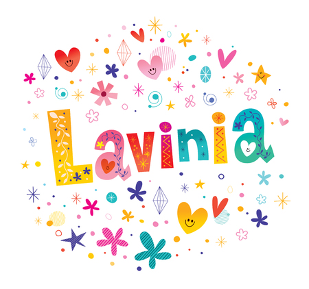 Lavinia girls name
