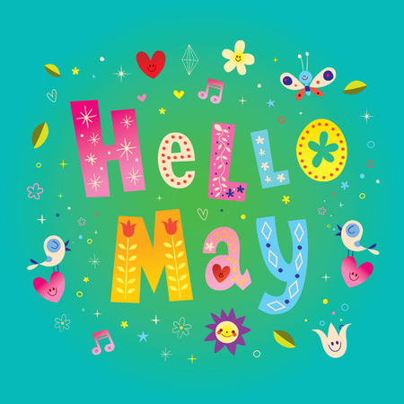 Hello May  with such an amazing greeting card.