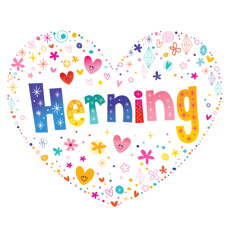 Herning is a Danish city