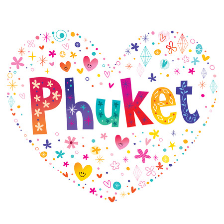 Phuket - one of the southern provinces of Thailand