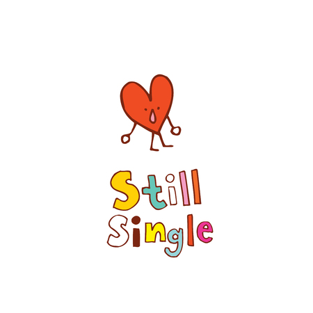 still single Illustration