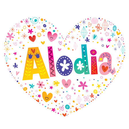 Alodia  girls given name