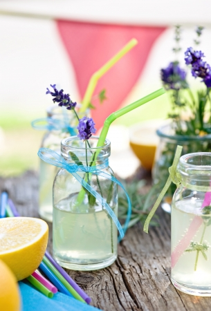 tea garden: Lemonade