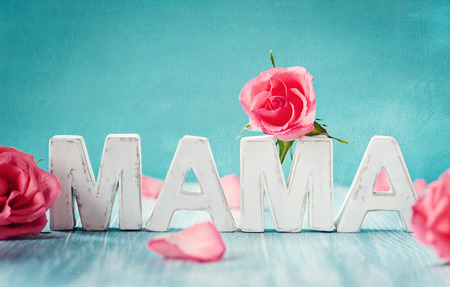 Mother s day greeting card photo