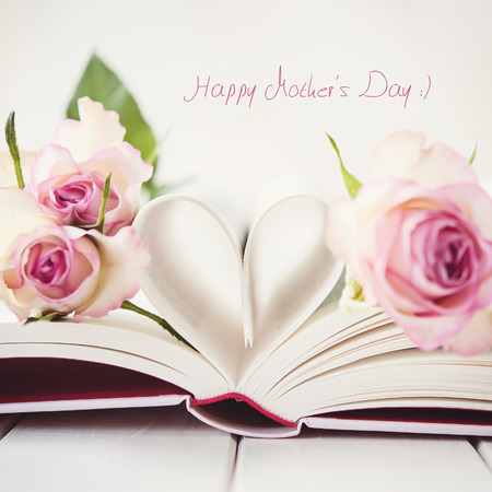 Happy Mother's Day concept Stock Photo - 28077903
