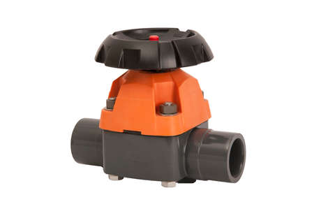 PVC Pipe stopcock