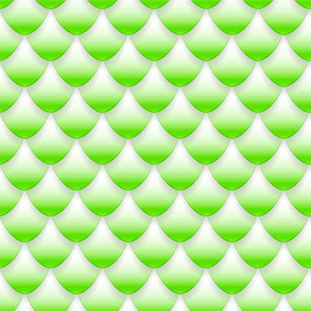 Fish Scales seamless pattern. Geometric texture for print or web design.