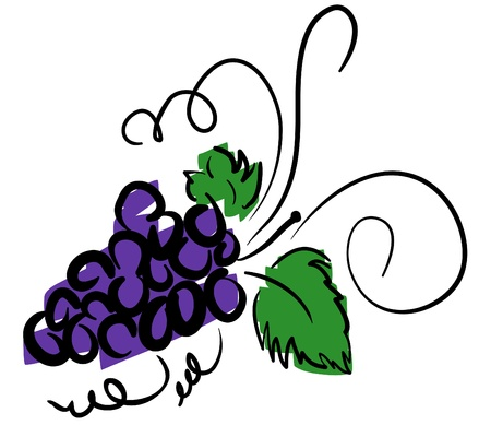 Grapes Stock Vector - 11989048