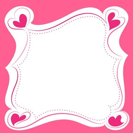 girly: Sweet Frame Border