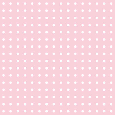 Surface pattern design with geometric background with small dots and circles in white and pink colour.  Great for  wallpaper, backgrounds, packaging, fabric, scrap booking and gift wrap projects. 版權商用圖片