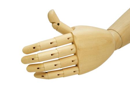 part of me: Un gesto de ayudar a las manos