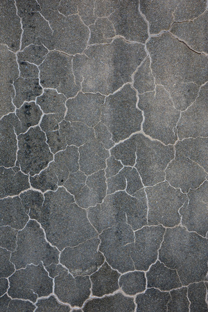 Background of the crack wall