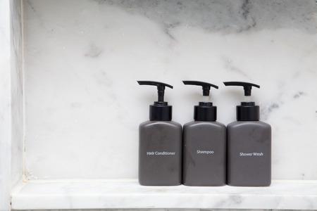 hotel amenities kit spa, soap and shampoo
