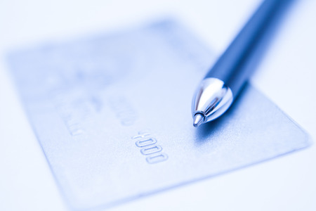 e commerce: Credit Card for security online payment, e commerce