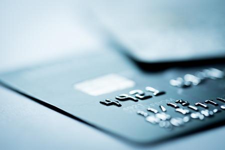Carte de crédit de paiement d'achats en ligne