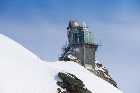 the great outdoors: Swiss mountain, Jungfrau, Switzerland, ski resort Editorial