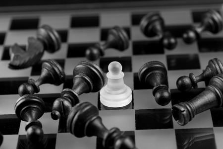 chess business strategy success Reklamní fotografie