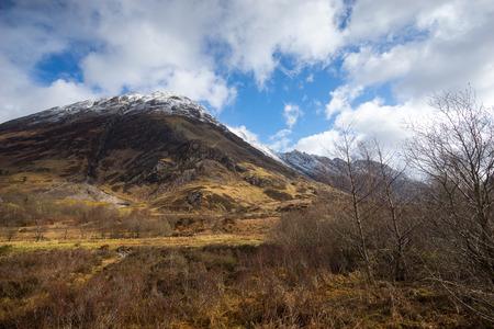 three sisters: Glencoe, Scotland, the three sisters