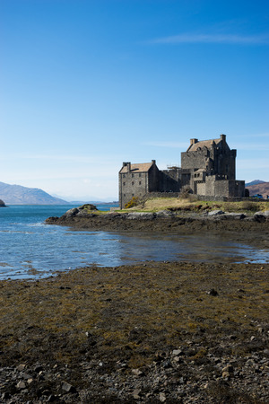 skye: Eilean Donan Castle scotland Isle of skye