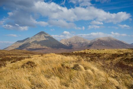 skye: Isle of Skye island Scotland