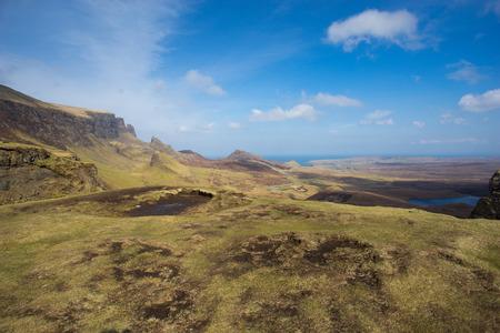skye: Isle of Skye, island, Scotland