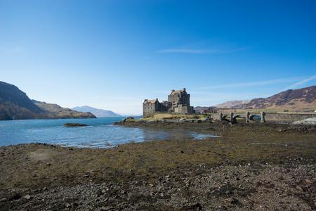 Eilean Donan Castle, scotland, Isle, of, skye photo