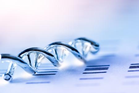 cell biology: DNA, molecular lab test