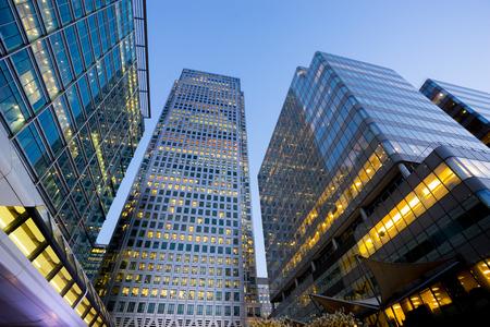 Edificio de oficinas en Londres, Inglaterra