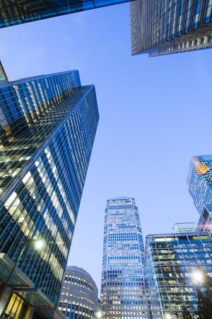 corporate building: Business Office, Corporate building London City, England Stock Photo