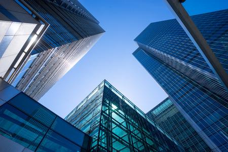 Bürogebäude in London, England Standard-Bild - 42668141