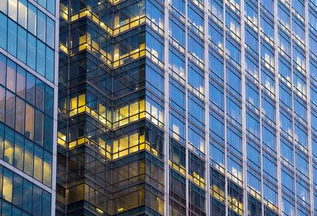 fachada: Edificio de oficinas de negocios en Londres, Inglaterra