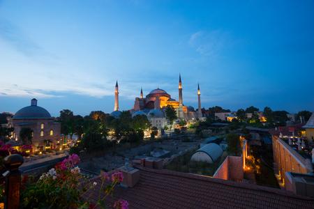 sophia: Sultanahmet, blue mosque & Hagia Sophia, Istanbul, Turkey