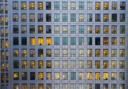 Edificio de oficinas de negocios en Londres, Inglaterra Foto de archivo - 43143710