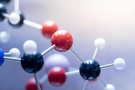 DNA, Molecule, chemie in het laboratorium laboratoriumtest