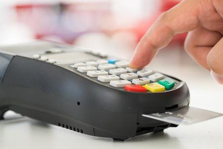 circuito integrado: Pago con tarjeta de cr�dito, compra y venta de productos y servicios
