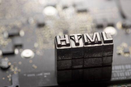HTML Internet www. website design & .com icon
