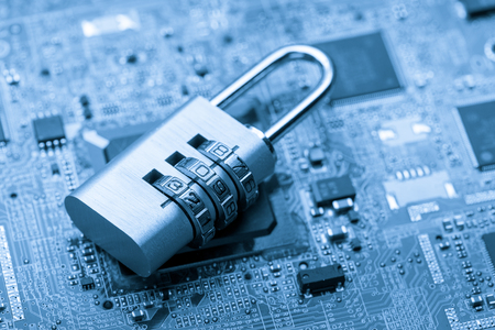 Computer, password & virus security protection from hacking