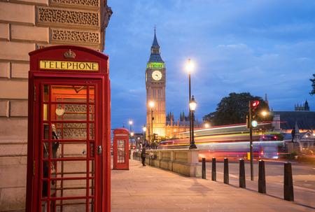 big: Big Ben y la Abadía de Westminster en Londres, Inglaterra Editorial