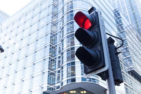 都市の緑信号