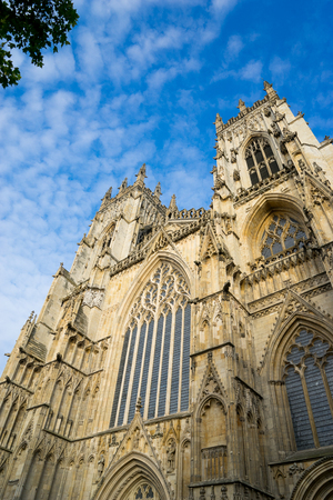 synod: York minster, England, UK Stock Photo