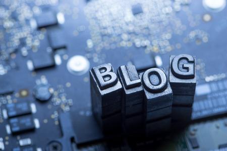 letterpress: Social media & Blog icon by letterpress