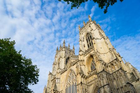 synod: York minster, England, UK Stock Photo