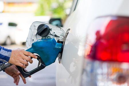 refill: Refill fuel to a car at gas station