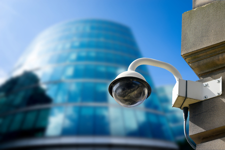 building industry: Security CCTV camera