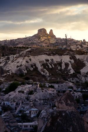 cappadocia: Cappadocia mountain Turkey