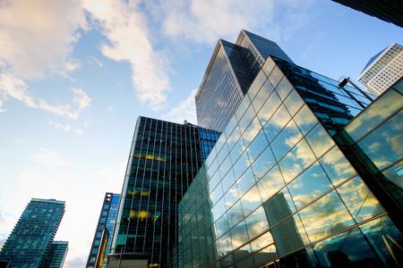skyscrapper edificio de oficinas de Londres