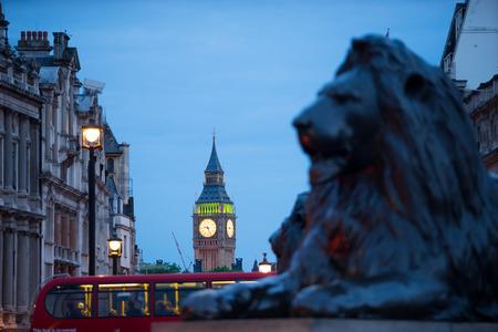 trafalgar: Trafalgar Square, London, UK